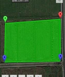 グーグルマップで畑を管理 36
