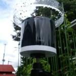アプリと連携している雨量計で農薬を適正管理! 5