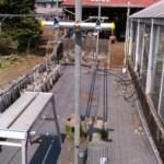 ジョイントV字栽培用の育苗施設の作り方 135