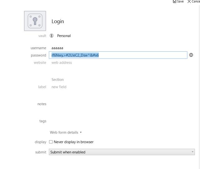 【1password】スマホやPCで共有できてパスワードを自動入力してくれるアプリ 61