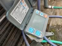 自動潅水装置
