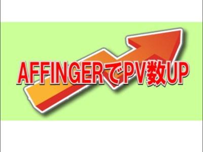 【AFFINGER5でPV数UP】変更後5ヶ月目で月間8万PV達成!【成果の出た記事の書き方のポイント】 1