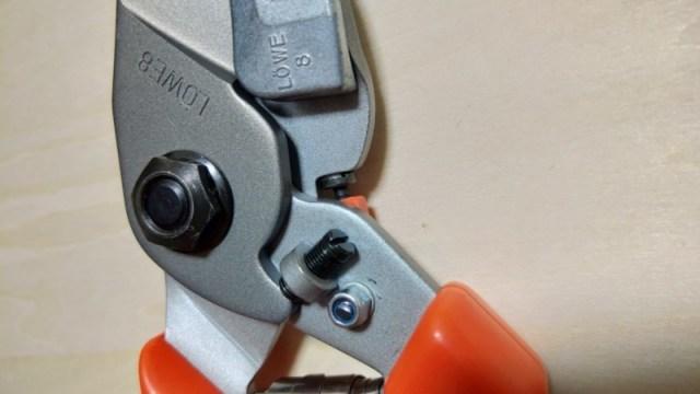 LOWEライオン剪定鋏 No.8107 強力型アンビル+バイパス式の性能・研ぎ方を解説 553