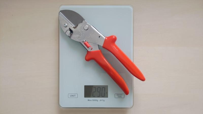 LOWE ライオン No.1104 アンビル式剪定鋏の性能・研ぎ方・手入れ方法を解説 252