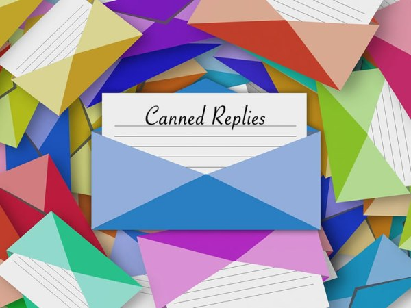 Canned Replies
