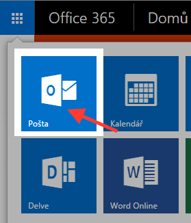 Office 365 - Pošta