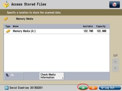Image of remove USB