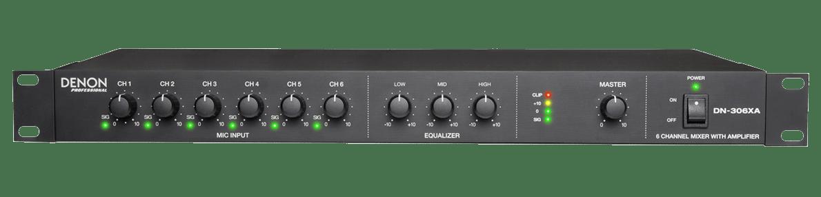 denon professional professional grade audio video recording playback and signal distribution