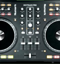 numark mixtrack pro setup with virtual dj [ 1280 x 736 Pixel ]
