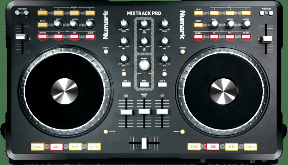medium resolution of numark mixtrack pro setup with virtual dj