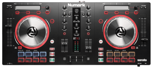 small resolution of numark mixtrack pro 3 complete download and setup with serato dj intro