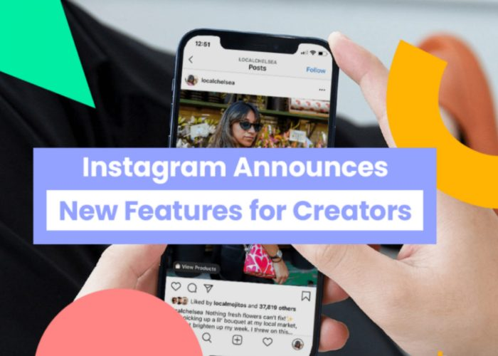Instagram Announces New Features for Creators to Make Money