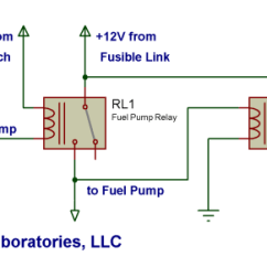 Dodge Neon Ignition Wiring Diagram Cat 5 Wall Jack Megasquirt:relays [symtech Laboratories]