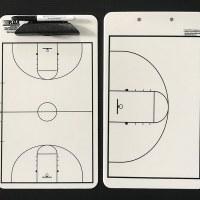 KBA VPM Basketball Playmaker Clipboard