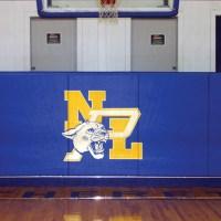 Gymnasium Wall Padding
