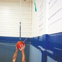 Pull Down Rebounder
