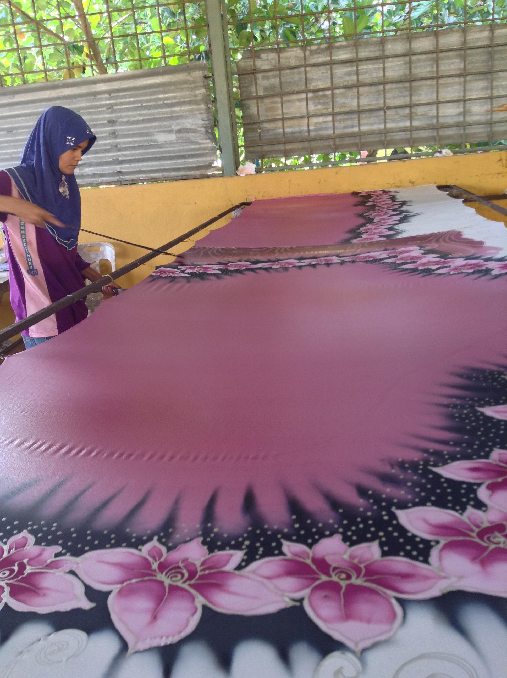 Cara Pembuatan Batik : pembuatan, batik, Proses, Pembuatan, Batik, .:BATIK:.