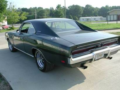 1969_Dodge_Charger