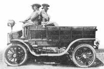 1905 Cadillac F Delivery