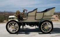 1905 Cadillac F