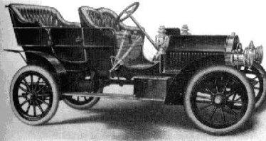1907 Cadillac G