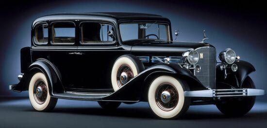 1933 Cadillac V8
