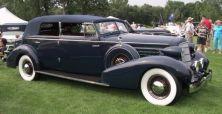 1935 Cadillac V12