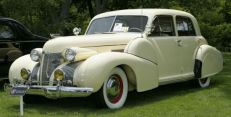 1939 Cadillac 60 Special