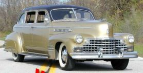 1942 Cadillac 75