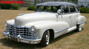 1947 Cadillac 61