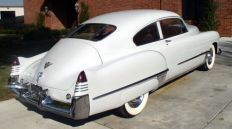 1948 Cadillac 62 Coupe