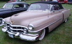 1952 Cadillac 62 Convertible