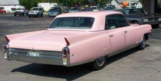 1963 Cadillac Fleetwood 60 Special