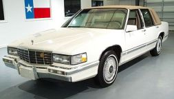 1991 Cadillac Sedan De Ville