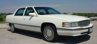 1994 Cadillac De Ville