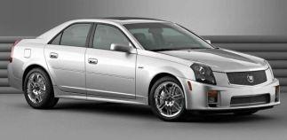 2003 Cadillac CTS-V