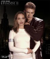 Angelina Star Wars