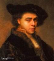Rembrandt Benicio Del Toro (Бенисио Дель Торо)