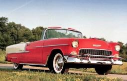 Chevrolet Bel Air Convertible '1955