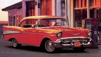Chevrolet Bel Air Sport Coupe '1957