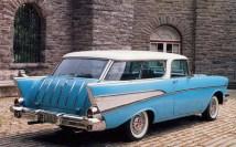 hevrolet Bel Air Nomad '1957