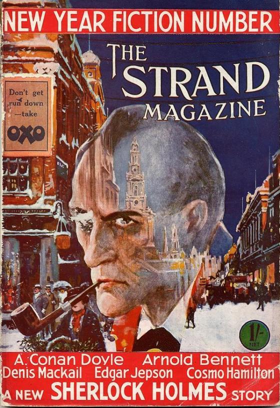 January 1927 Strand Magazine