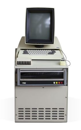 1973 год: Xerox Alto