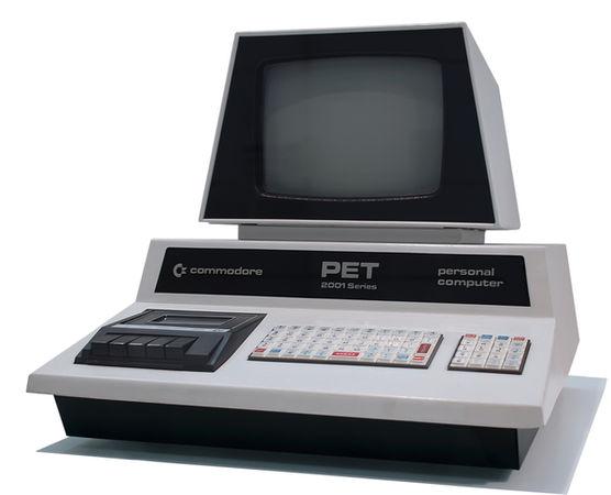 1977 год: Commodore PET
