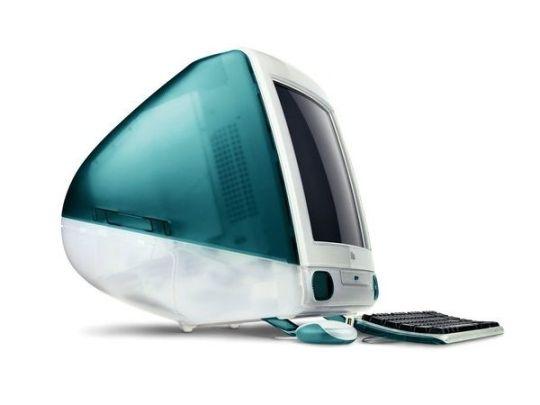 1998 год: Apple iMac