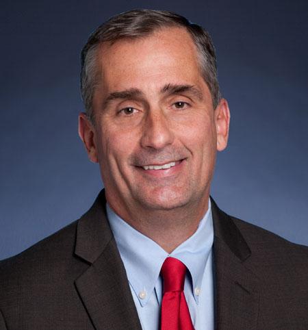Брайан Кржанич - шестой генеральный директор Intel