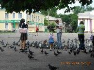 Площадь им. Кирова