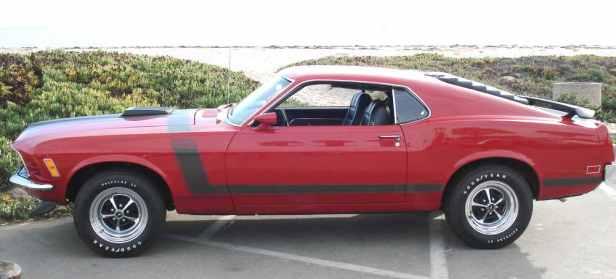 1970 Boss 302 Mustang3
