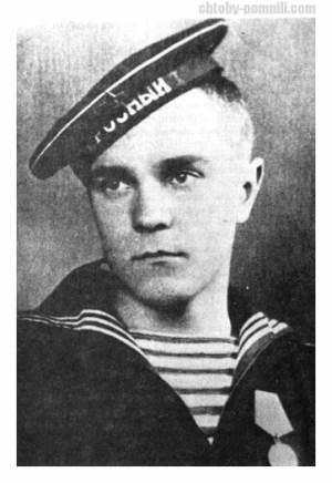 Молодой Валентин Пикуль