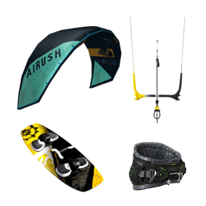 Rent kite equipment in Pattaya